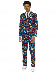 Fato Mr. Batman™ concept adolescente Opposuits™