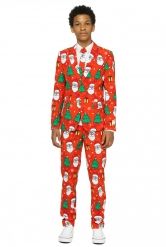 Fato Mr. Holiday hero adolescente Opposuits™