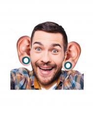 10 pares de orelhas grandes em cartão Bugalugs 1