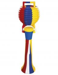 Buzina palhaço colorida 50 cm