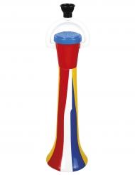 Buzina palhaço colorida 40 cm