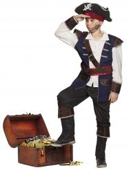 Disfarce Pirata dos mares menino