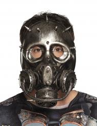 Máscara de gás Steampunk adulto