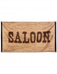 Bandeira Saloon Western Wild West 90 x 150 cm