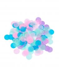 Confetis de papel redondo coloridos 20 gr