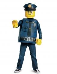 Disfarce criança Polícia LEGO®