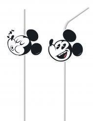 6 Palhinhas Mickey™ retro