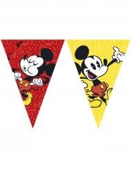Grinalda 9 bandeirolas Mickey™