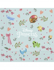 20 Guardanapos de papel Princesas Disney™