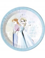 8 Pratosde cartão Frozen™