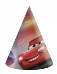 6 Chapéus de festa de cartão Cars 3™