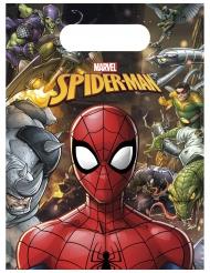 6 Sacos de festa Spiderman™