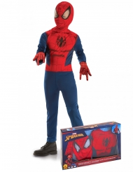 Coffret - Spider-Man™ clássico com luvas menino