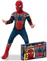Coffret de luxo - Iron Spider Infinity War™ menino