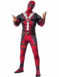 Disfarce luxo Deadpool 2™ adulto