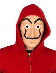 Máscara ladrão adulto