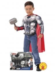 Disfarce Thor Avengers™ com martelo - Os Vingadores