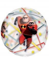 Balão alumínio redondo The Incredibles : Os Super-Heróis™