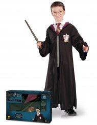 Caixa com disfarce harry Potter™ criança