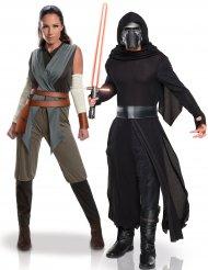 Disfarce de casal Rey e Kylo Ren - Star Wars™