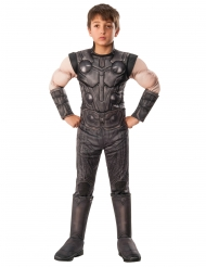 Disfarce Thor Infinity War™ luxo criança
