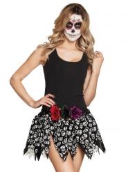 Saia esqueletos mexicanos adulto Dia de los muertos
