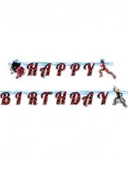 Grinalda de cartãoHappy Birthday Ladybug ™