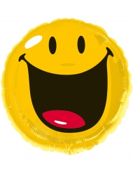 Balão alumínio Smiley World™
