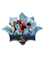 Pequeno balão estrela alumínio The Incredibles™- Os Super-Heróis™