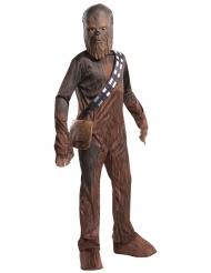 Disfarce de luxo Chewbacca™ criança