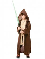 Disfarce Jedi™ luxo Star Wars™ criança