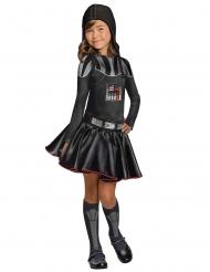 Disfarce Darth Vader™ Star Wars™ menina