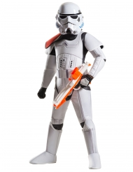 Disfarce Stormtrooper™ super luxo Star Wars™ criança