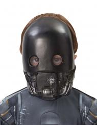 Máscara K-2SO Star Wars™ criança