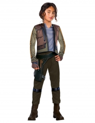 Disfarce Jyn Erso™ de luxo Star Wars Rogue One™ menina