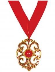 Medalhão vampiro adulto