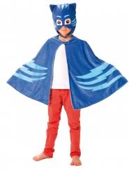 Capa e Máscara Cat Boy™ Pj Masks™ criança