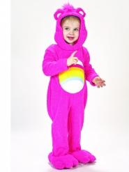 Disfarce Macacão cor-de-rosa Ursinhos Carinhosos™ criança