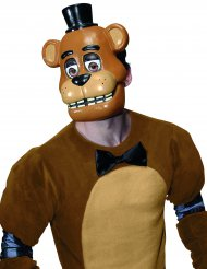 Meia máscara Freddy™ video jogo Five Nights at Freddy