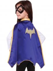 Capa e mascarilha Batgirl™ Super Hero Girls™ criança