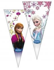 10 Sacos de festa Frozen™