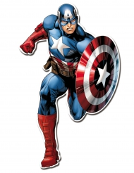2 Decorações para parede de cartão Avengers™ - Os Vingadores™