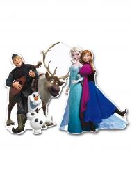 2 Decorações para parede de cartão Frozen™ 30 cm