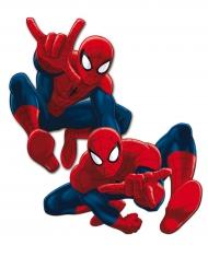 2 Decorações para parede de cartão Spiderman™