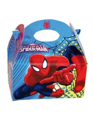 4 Caixas de cartão Spiderman™