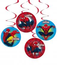 4 Decorações para pendurar Spiderman™