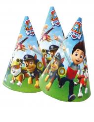 6 Chapéus de festa Patrulha Pata™