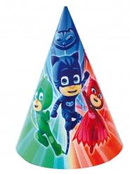 6 Chapéus de festa Pj Masks™