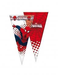 6 Sacos de festa Spiderman™ 20 x 40 cm