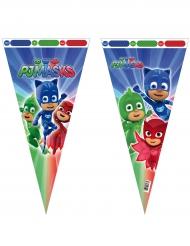 6 Grandes sacos de festa Pj Masks™
